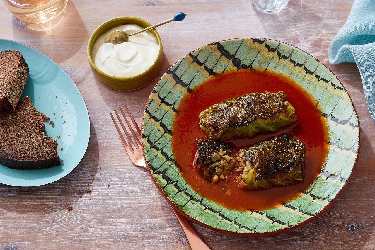 Why You Should Be Eating Cabbage Rolls Year-Round